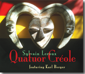 Quatuor Creole CD cover